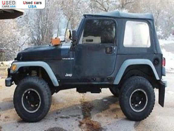 for sale 2002 passenger car jeep wrangler talmage. Black Bedroom Furniture Sets. Home Design Ideas
