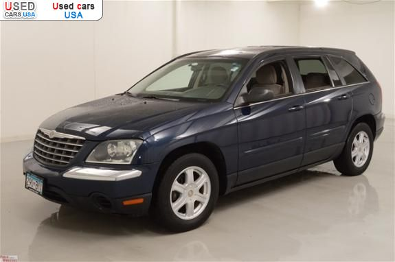 for sale 2004 passenger car chrysler pacifica touring buffalo insurance rate quote price 5955. Black Bedroom Furniture Sets. Home Design Ideas
