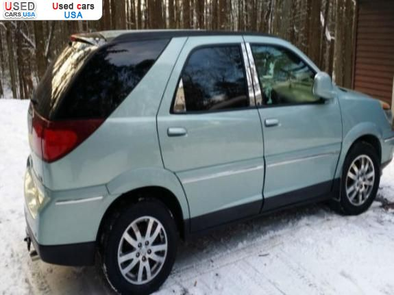 for sale 2005 passenger car buick rendezvous insurance rate quote price 2000 used cars. Black Bedroom Furniture Sets. Home Design Ideas