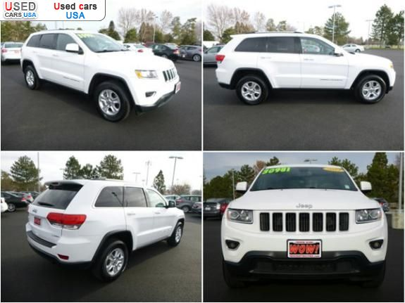 For Sale 2014 passenger car Jeep Grand Cherokee, Kennewick ...