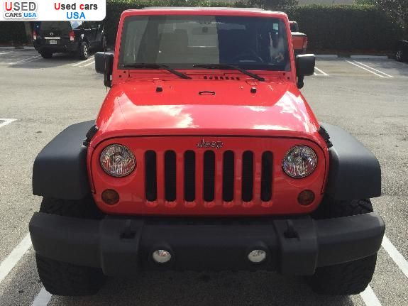 for sale 2013 passenger car jeep wrangler sport 4x4 west palm beach insurance rate quote. Black Bedroom Furniture Sets. Home Design Ideas