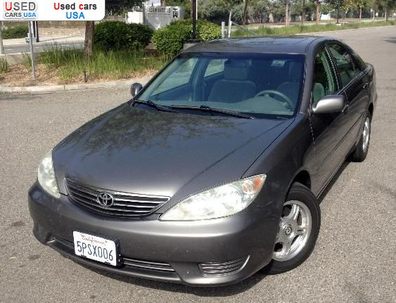 for sale 2006 passenger car toyota camry le huntington beach insurance rate. Black Bedroom Furniture Sets. Home Design Ideas
