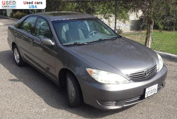for sale 2006 passenger car toyota camry le huntington beach insurance rate quote price 7200. Black Bedroom Furniture Sets. Home Design Ideas
