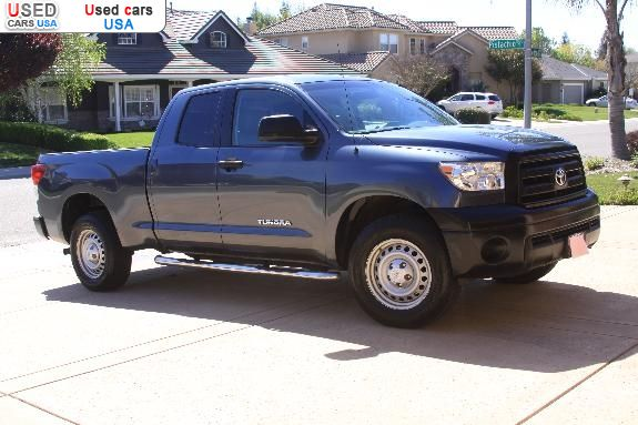 for sale 2010 passenger car toyota tundra v6 base davis insurance rate quote price 20500. Black Bedroom Furniture Sets. Home Design Ideas