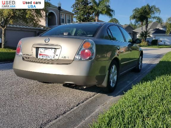 2005 nissan altima 2.5 s manual