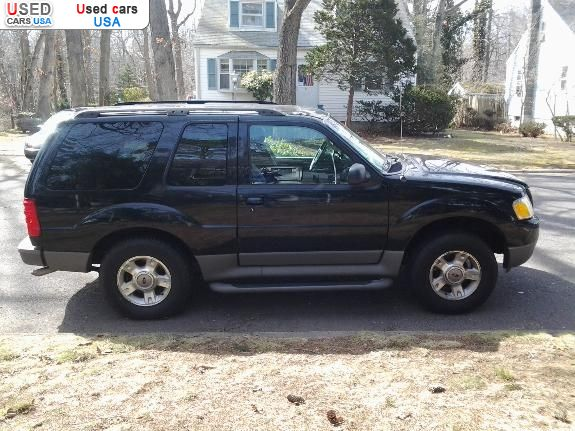 for sale 2003 passenger car ford explorer 2 door sport xlt. Black Bedroom Furniture Sets. Home Design Ideas