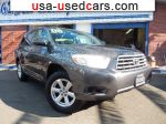 Toyota Highlander  Price Upon