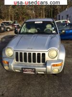 2002 Jeep Liberty LIMITED  used car