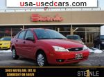2007 Ford Focus  used car