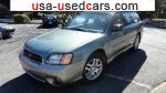 2003 Subaru Outback  used car
