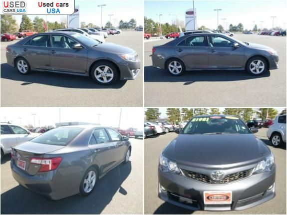 For Sale 2014 passenger car Toyota Camry, Kennewick ...