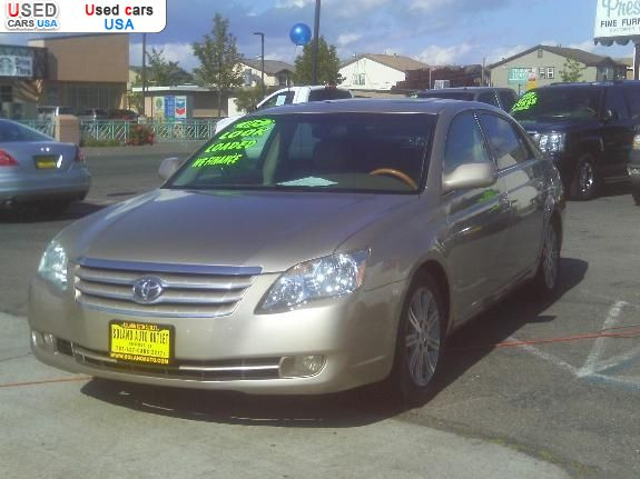 for sale 2005 passenger car toyota avalon limited fairfield insurance rate quote price 10777. Black Bedroom Furniture Sets. Home Design Ideas