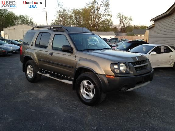 for sale 2002 passenger car nissan xterra indianapolis. Black Bedroom Furniture Sets. Home Design Ideas