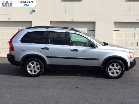 For Sale 2004 passenger car Volvo XC90 2.5T, Pooler, insurance rate quote, price 5500$. Used cars.