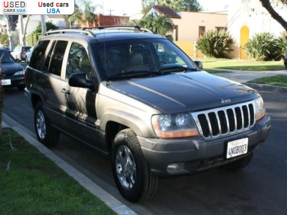 for sale 2000 passenger car jeep cherokee los angeles insurance rate quote price 2000 used. Black Bedroom Furniture Sets. Home Design Ideas