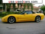 2001 Chevrolet Corvette  used car
