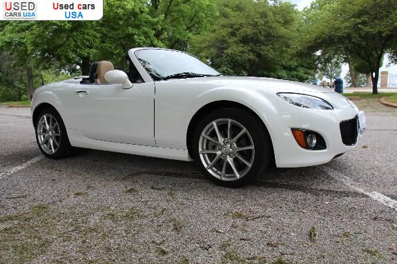 for sale 2012 passenger car mazda miata mx 5 convertible. Black Bedroom Furniture Sets. Home Design Ideas