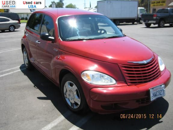 for sale 2005 passenger car chrysler pt cruiser winnetka. Black Bedroom Furniture Sets. Home Design Ideas