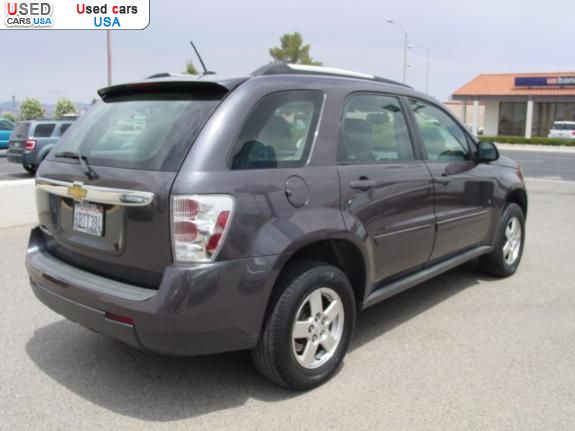 for sale 2008 passenger car chevrolet equinox ls. Black Bedroom Furniture Sets. Home Design Ideas