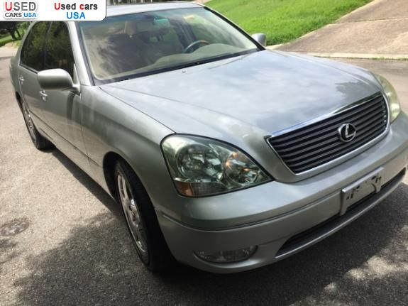 for sale 2002 passenger car lexus ls 430 austin insurance rate quote price 10625 used cars. Black Bedroom Furniture Sets. Home Design Ideas