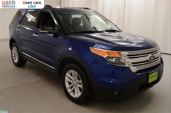 for sale 2013 passenger car ford explorer xlt buffalo insurance rate quote price 24755 used. Black Bedroom Furniture Sets. Home Design Ideas