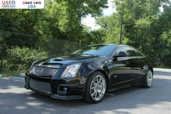 for sale 2012 passenger car cadillac cts v cts v coupe. Black Bedroom Furniture Sets. Home Design Ideas