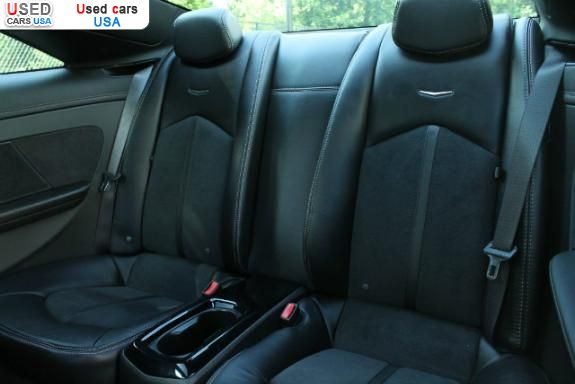 Car Market in USA - For Sale 2012  Cadillac CTS V CTS-V Coupe