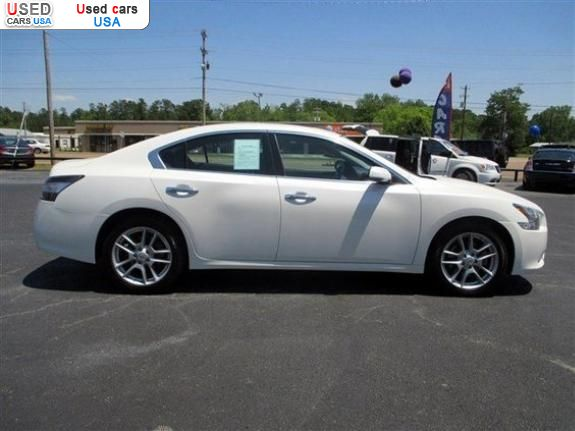 for sale 2014 passenger car nissan maxima selmer insurance rate quote price 21900 used cars. Black Bedroom Furniture Sets. Home Design Ideas