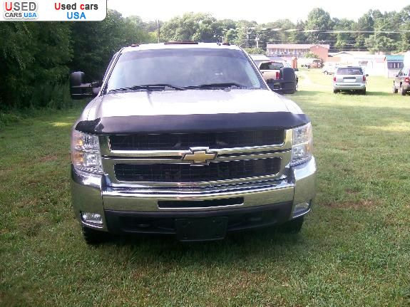Car Market in USA - For Sale 2008  Chevrolet Silverado C/K2500 LT1