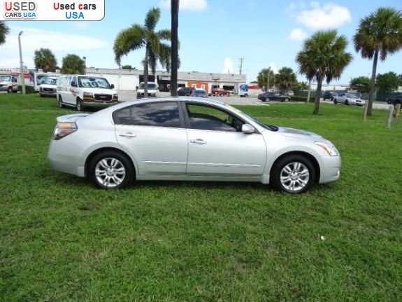 for sale 2012 passenger car nissan altima 2 5l i4 insurance rate quote price 13999 used cars. Black Bedroom Furniture Sets. Home Design Ideas