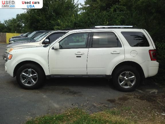 For Sale 2012 passenger car Ford Escape Limited