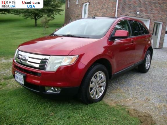 for sale 2008 passenger car ford edge hendersonville insurance rate quote price 3000 used cars. Black Bedroom Furniture Sets. Home Design Ideas