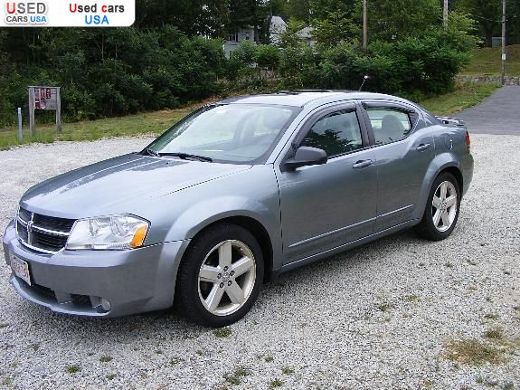 for sale 2008 passenger car dodge avenger le weymouth insurance rate quote price 8600 used. Black Bedroom Furniture Sets. Home Design Ideas