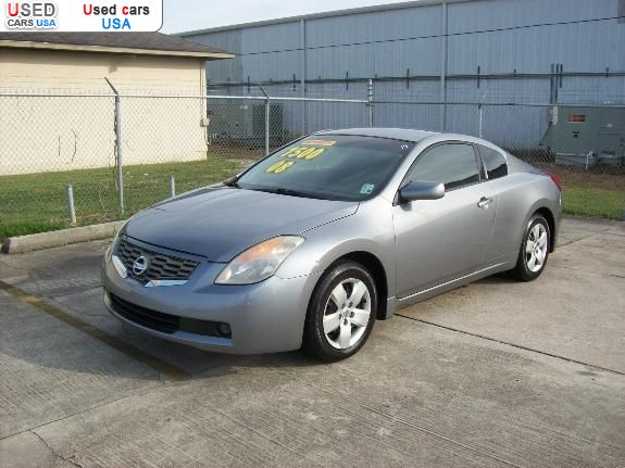 for sale 2008 passenger car nissan altima 2 5s baton rouge insurance rate quote price 6995. Black Bedroom Furniture Sets. Home Design Ideas