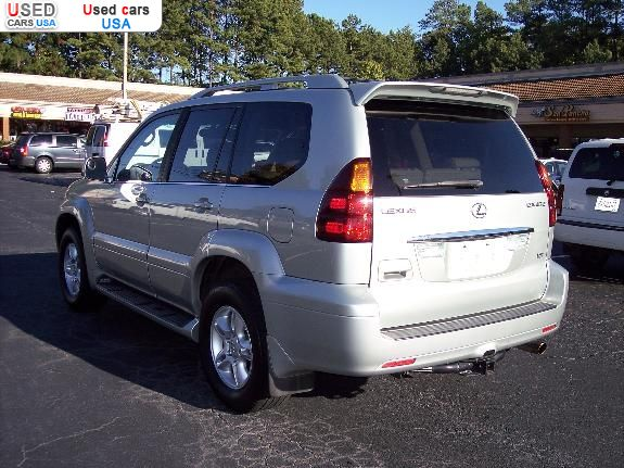 for sale 2004 passenger car lexus gx 470 roswell insurance rate quote price 10750 used cars. Black Bedroom Furniture Sets. Home Design Ideas