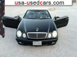 Car Market in USA - For Sale 2003  Mercedes CLK Class clk 320