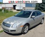 2008 Ford Fusion  used car