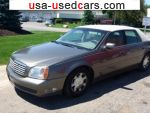 2000 Cadillac De Ville  used car