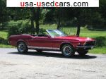 1969 Ford Mustang Convertible  used car