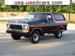 Ford Bronco  2001$