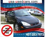 2002 Ford Focus  used car