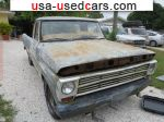 1968 Ford F 250 F-250 Custom Cab  used car
