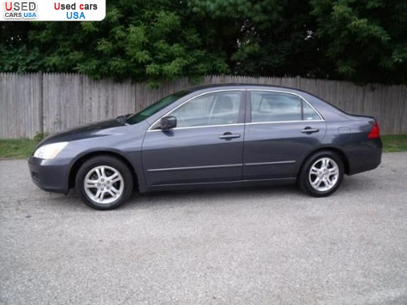 for sale 2006 passenger car honda accord alpharetta. Black Bedroom Furniture Sets. Home Design Ideas