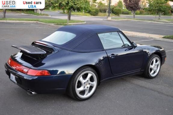 for sale 1998 passenger car porsche 911 cabriolet shavertown insurance rate quote price 58900. Black Bedroom Furniture Sets. Home Design Ideas