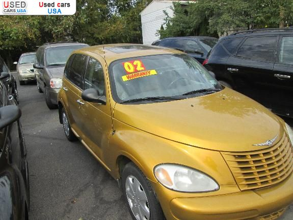 for sale 2002 pt cruiser dream cruiser wilkes barre insurance rate quote price 2195 used cars. Black Bedroom Furniture Sets. Home Design Ideas