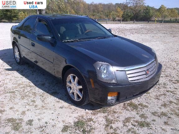 for sale 2005 passenger car cadillac cts lafayette. Black Bedroom Furniture Sets. Home Design Ideas
