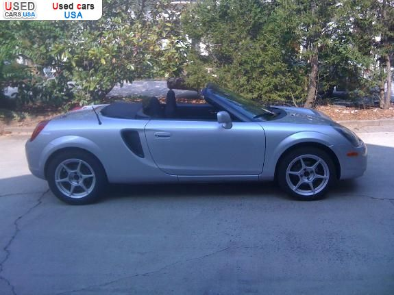 for sale 2000 passenger car toyota mr2 spyder insurance rate quote price 9000 used cars. Black Bedroom Furniture Sets. Home Design Ideas