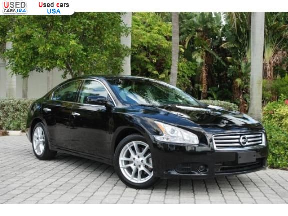 2005 Nissan Maxima Sl For Sale For Sale for 8000$ passenger car Nissan Maxima 2014 used, Jacksonville ...