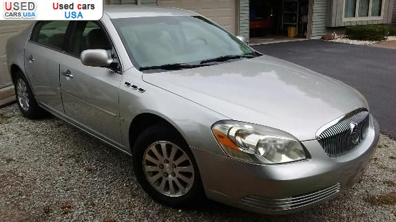 for sale 2006 passenger car buick lucerne insurance rate quote price 6995 used cars. Black Bedroom Furniture Sets. Home Design Ideas