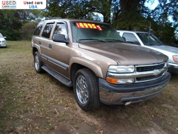 for sale 2004 passenger car chevrolet tahoe texarkana insurance rate quote price 4995 used. Black Bedroom Furniture Sets. Home Design Ideas